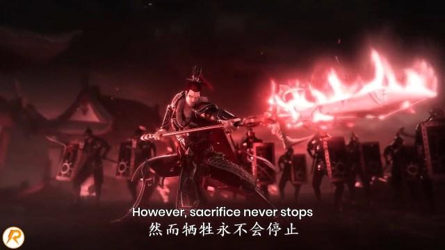 Xi Xing Ji - The Westward ( chinese anime donghua ) episode 34 english sub