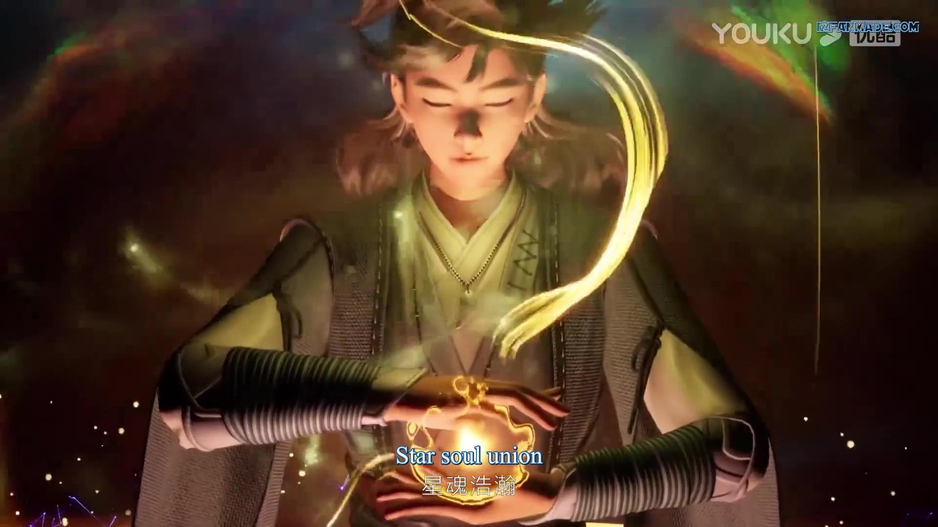 Xinghe Zhizun - Supreme Galaxy ( chinese anime donghua ) episode 01 english sub