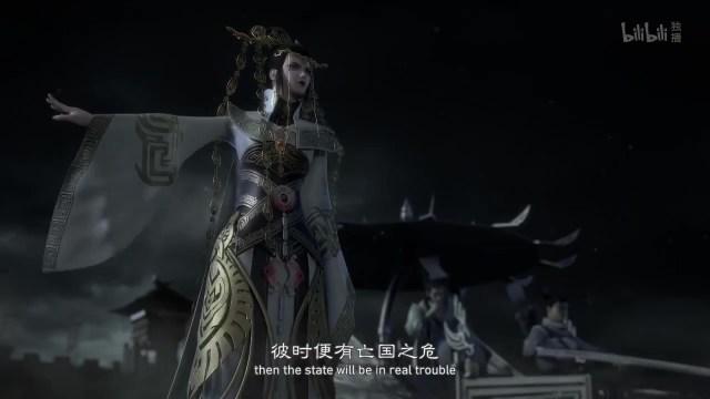 Sou Xuan Lu Zhi Chen Ling Ji - The Gerent Saga episode 04 english sub