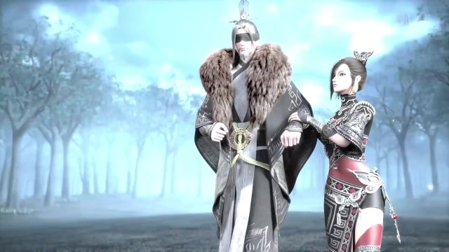 Sou Xuan Lu Zhi Chen Ling Ji - The Gerent Saga episode 05 english sub