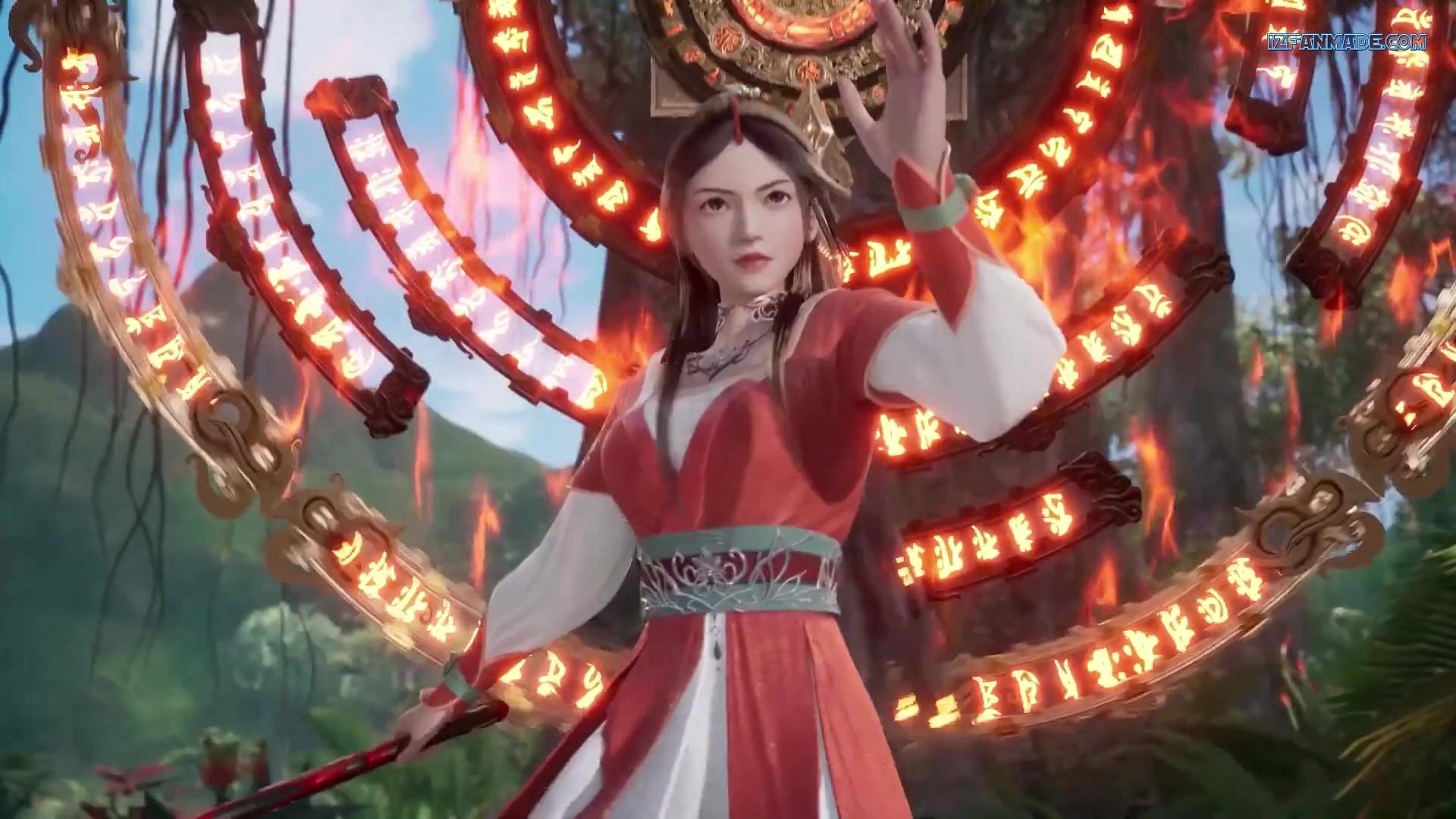 Tian Huang Zhan Shen - God Of Desolation episode 69 english sub