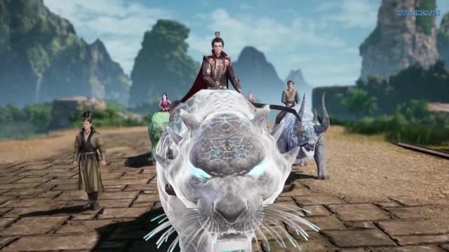 Tian Huang Zhan Shen - God Of Desolation episode 72 english sub