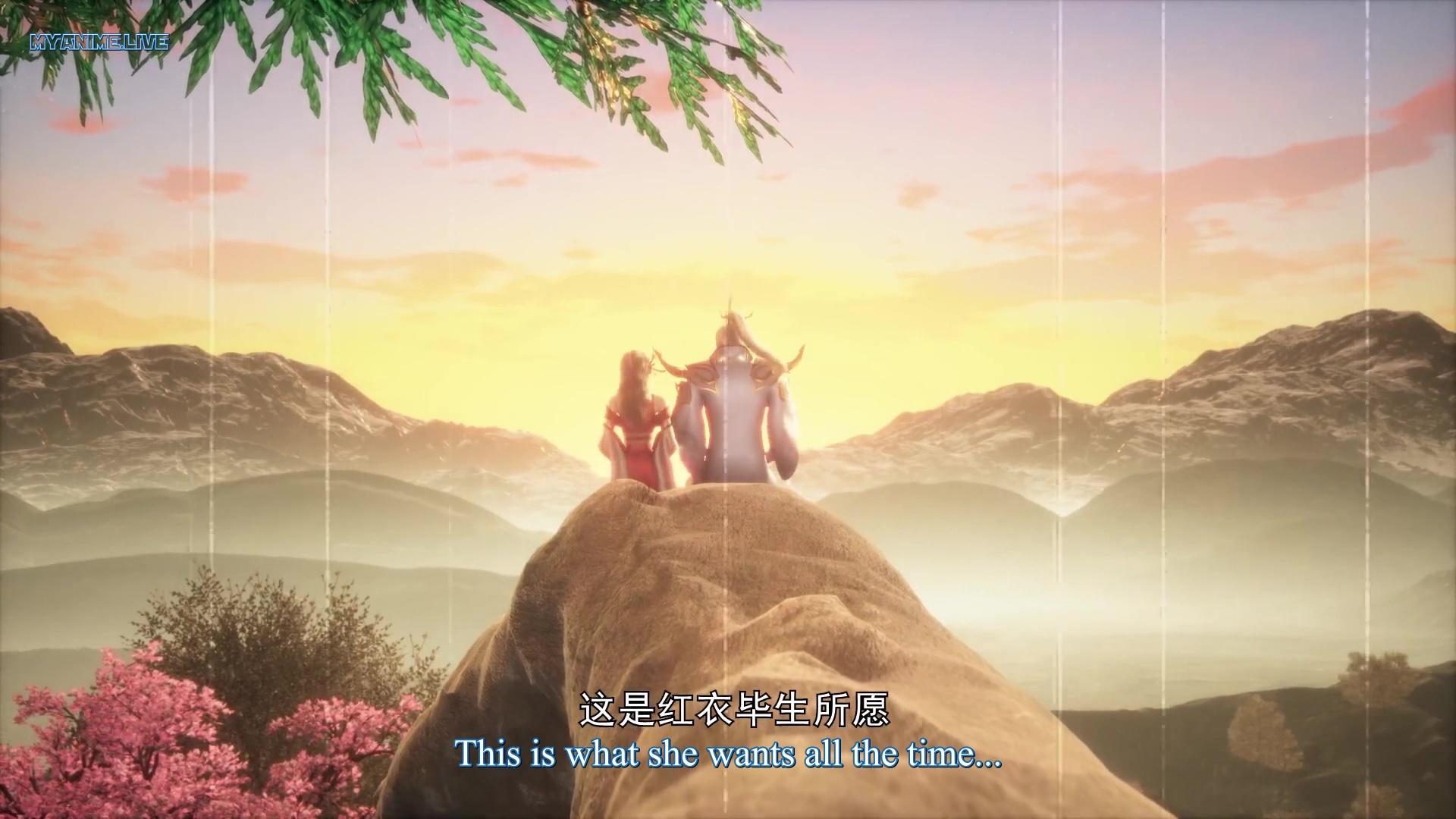Dubu Xiaoyao - One Step Toward Freedom episode 126 english sub