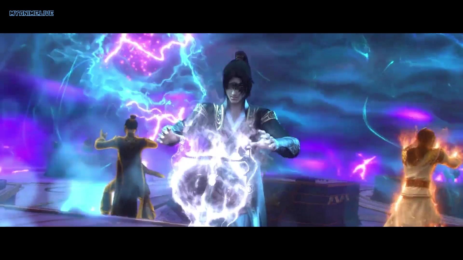 Fights Break Sphere 4th Season - Battle Through the Heavens 4th Season episode 20 english sub