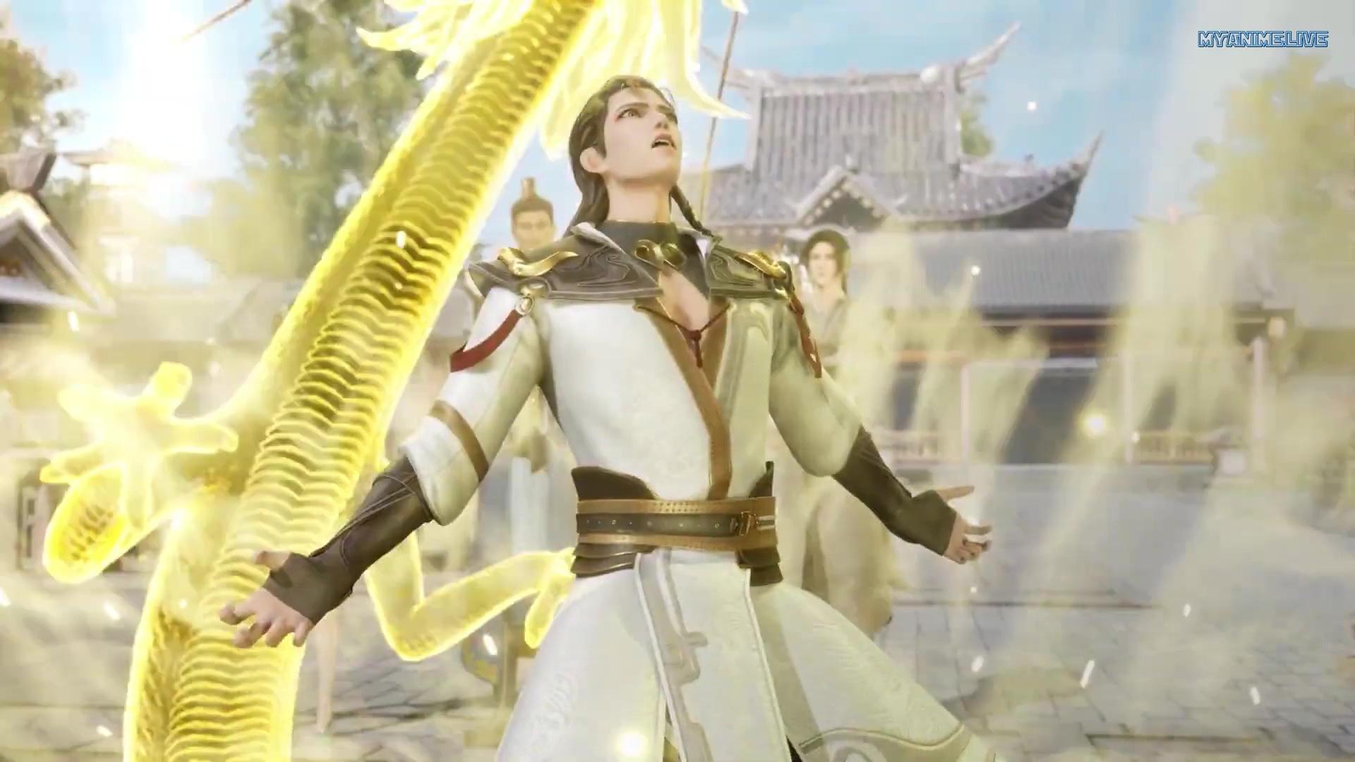Kuang Shen Mo Zun - Mad Demon Lord episode 32 english sub