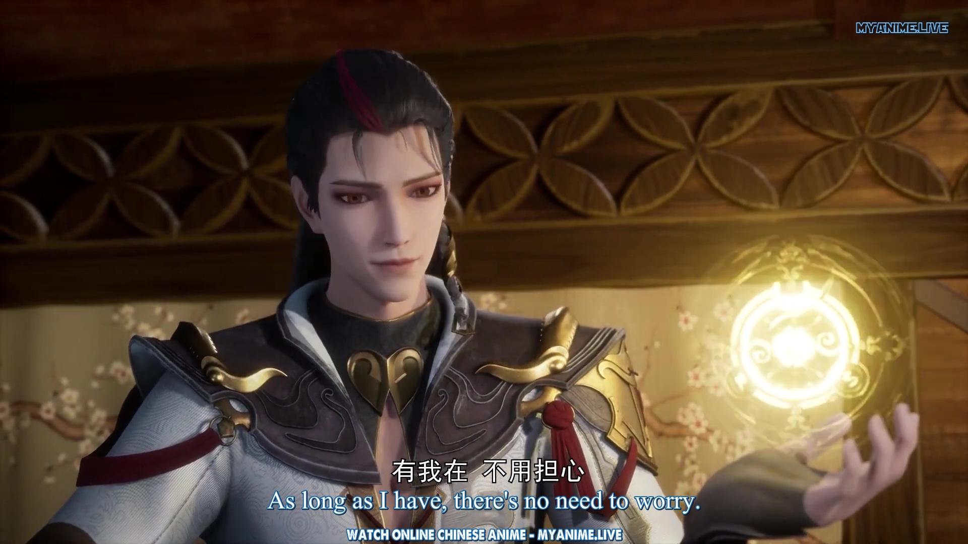 Kuang Shen Mo Zun - Mad Demon Lord episode 33 english sub
