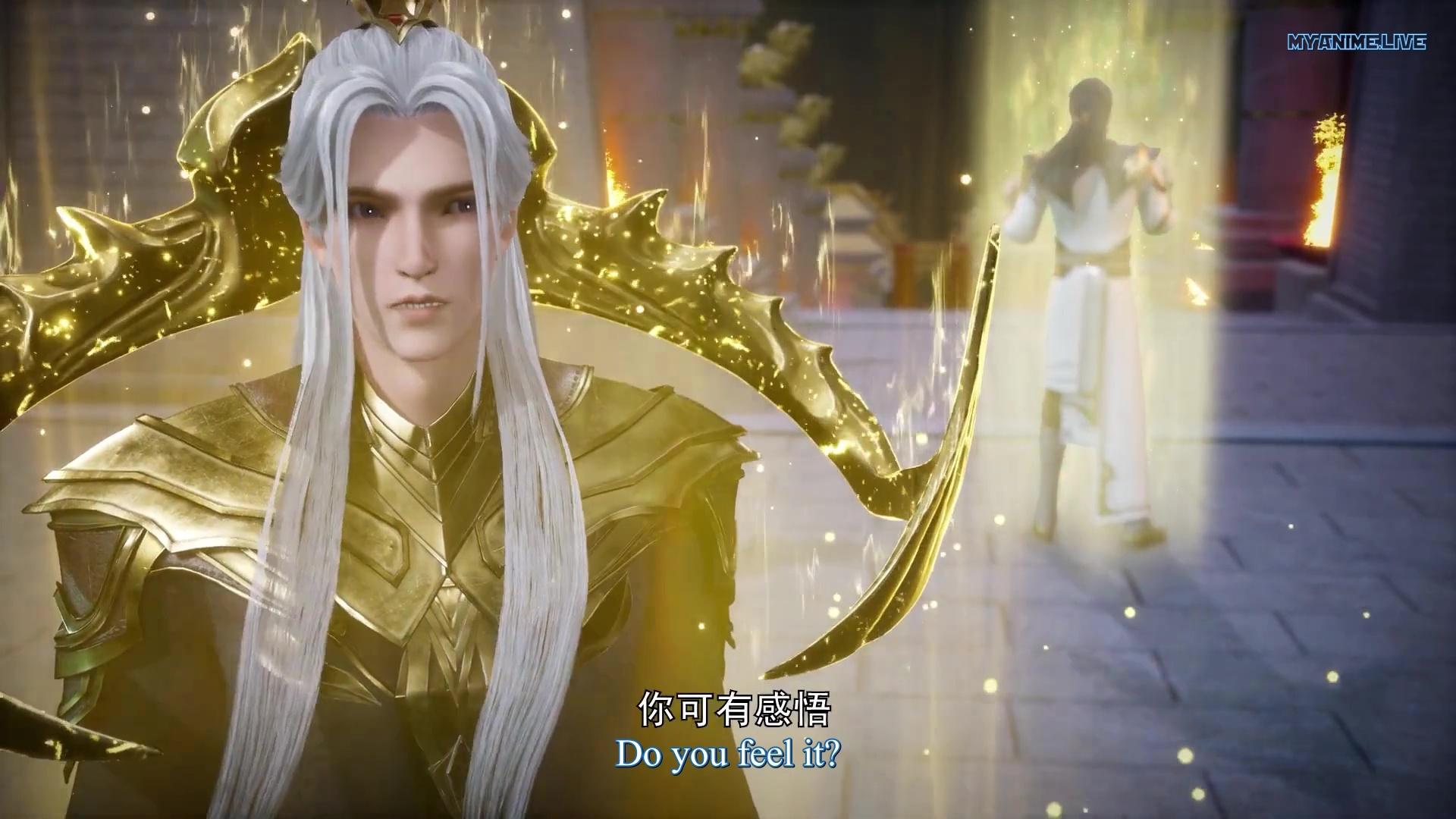 Kuang Shen Mo Zun - Mad Demon Lord episode 38 english sub