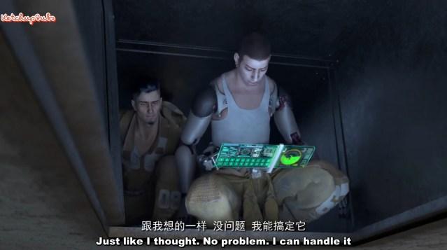 Moshi Juexing Zhi Ruqin - The Invasion of Awakening episode 10 english sub