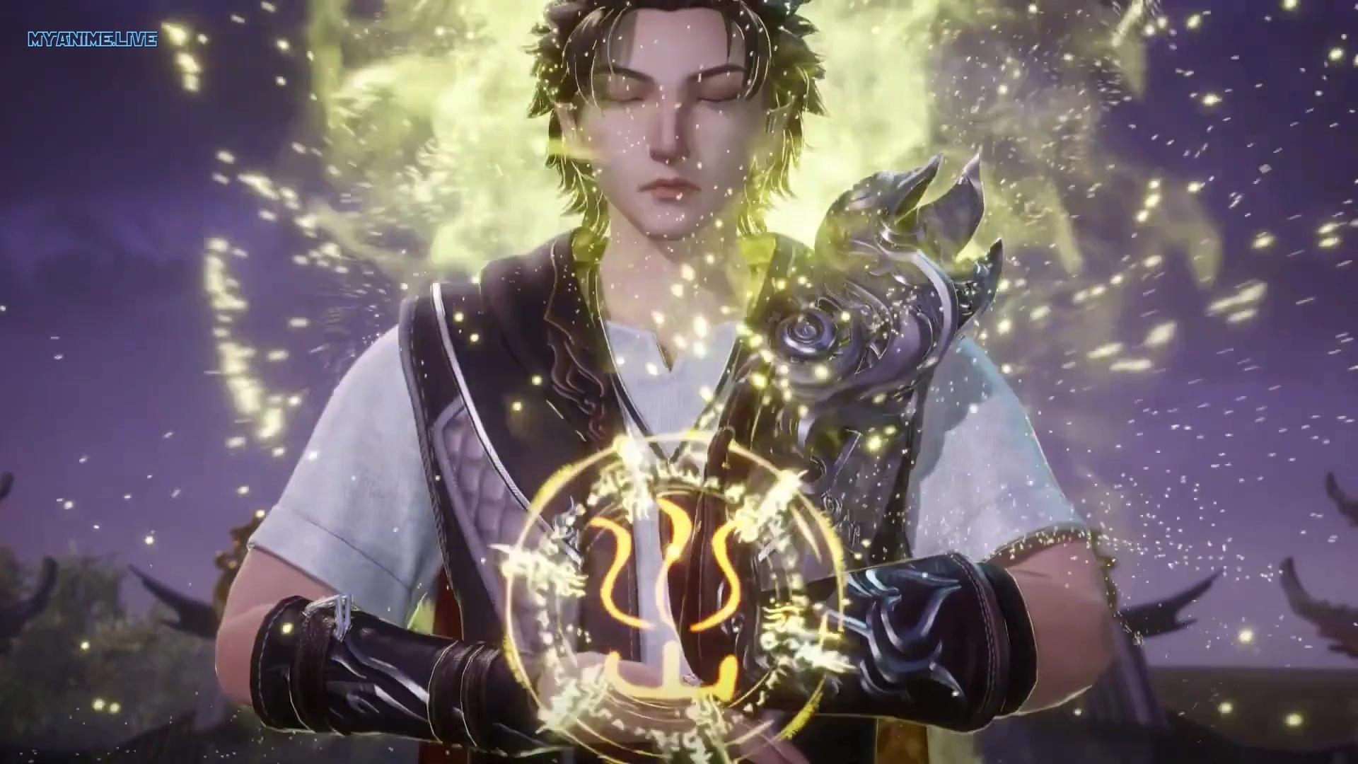 Wan Jie Shen Zhu - Lord of The Universe episode 157 english sub