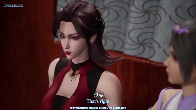 Dubu Xiaoyao - One Step Toward Freedom episode 142 english sub