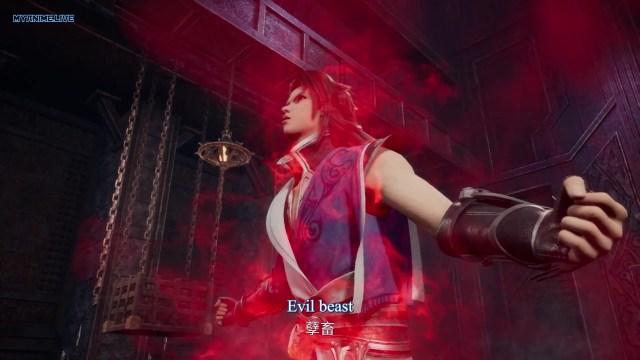 Jueshi Wuhun - Peerless Martial Spirit episode 98 english sub