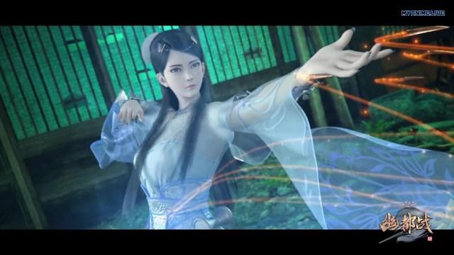 Mu Wang Zhi Wang You Du Zhan - Great King of the Grave Season 4 episode 22 ( episode 83 ) english sub