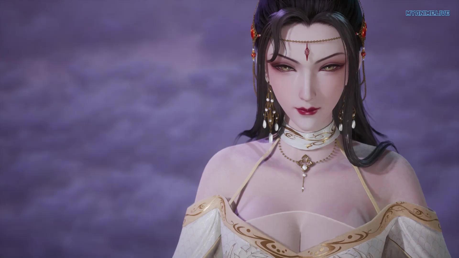 Wan Jie Shen Zhu - Lord of The Universe episode 159 english sub