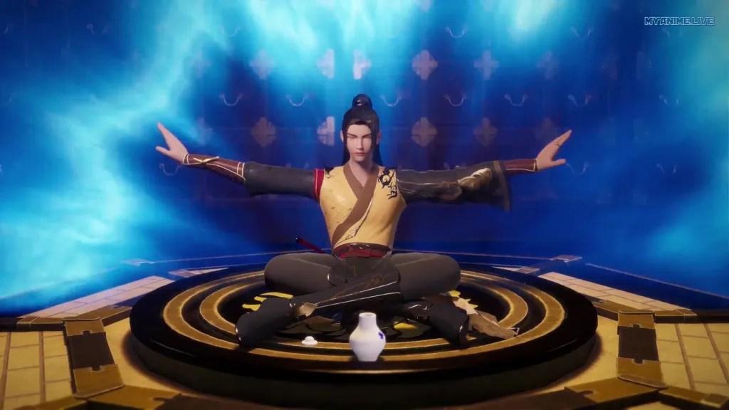 Wu shen zhu zai - Martial Master episode 163 english sub (1)