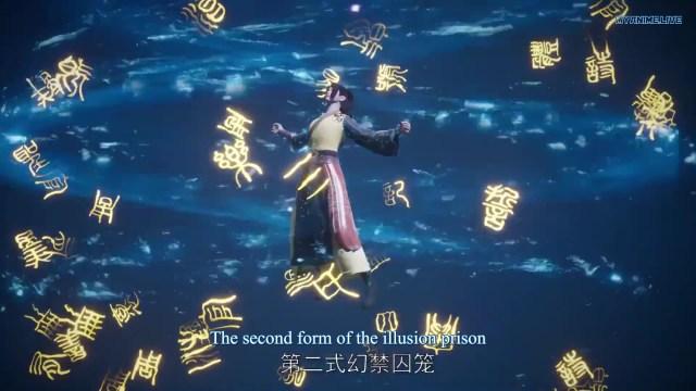 Wu shen zhu zai - Martial Master episode 166 english sub