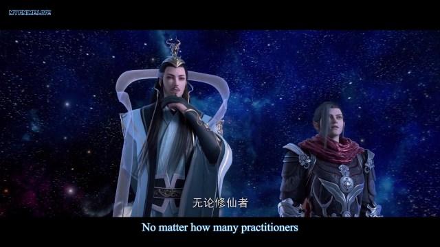 Xingchen Bian - Stellar Transformation episode 28 english sub