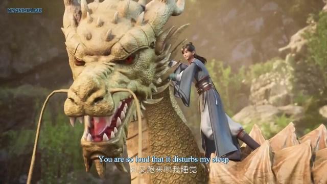 Xinghe Zhizun - Supreme Galaxy episode 34 english sub