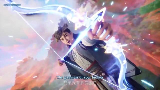Xinghe Zhizun - Supreme Galaxy episode 35 english sub