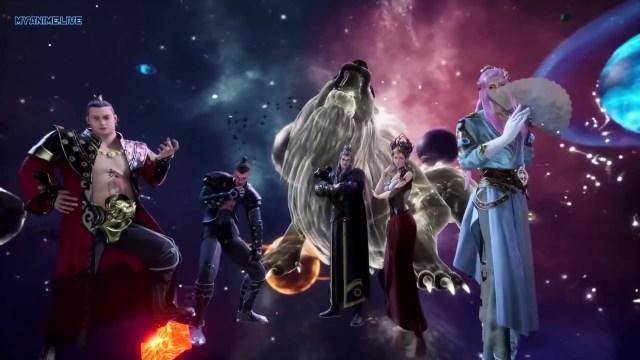 Xinghe Zhizun - Supreme Galaxy episode 36 english sub