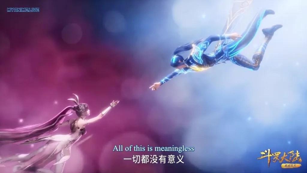 DouLuo DaLu–Douro Mainland–Soul Land 1 episode 176 ( Season 2 - Episode 150 ) english sub
