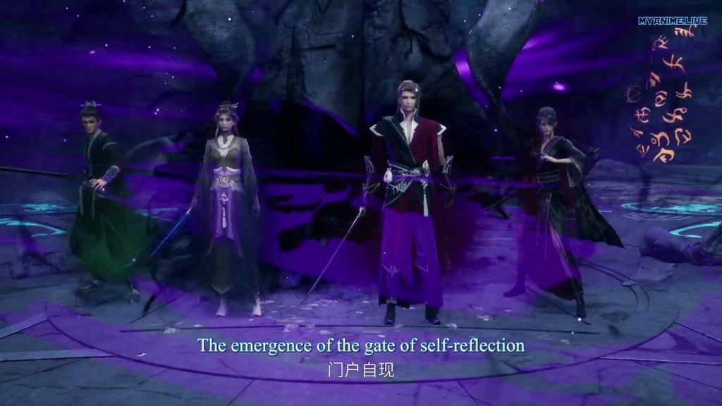 Jueshi Wuhun - Peerless Martial Spirit episode 105 english sub (3)