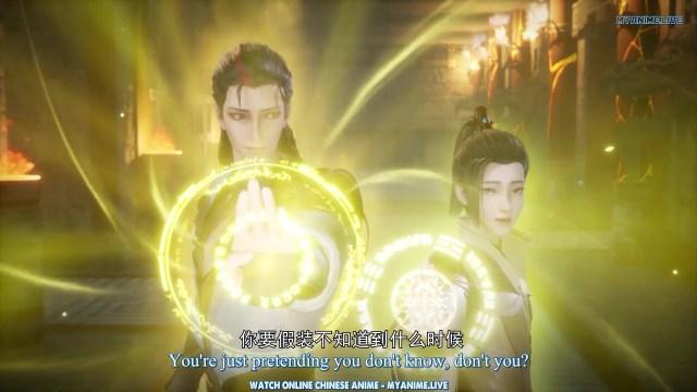 Kuang Shen Mo Zun - Mad Demon Lord episode 52 english sub (1)