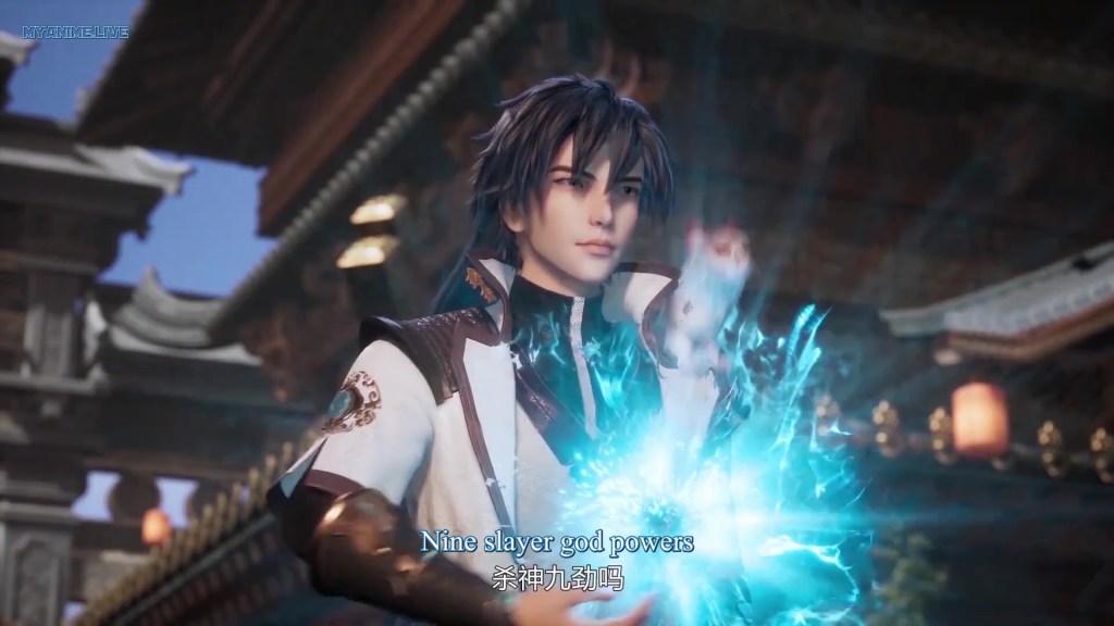 Ling Jian Zun - Spirit Sword Sovereign Episode 218 english sub