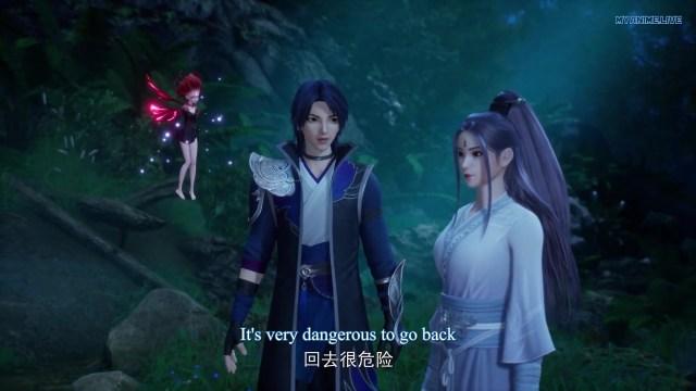 Wan Jie Xian Zong - Wonderland Season 5 episode 32 ( episode 208 ) english sub