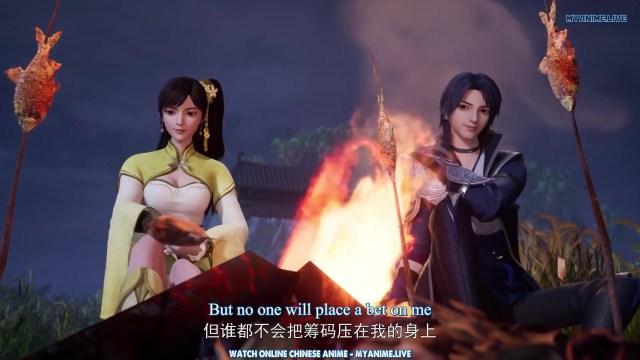 Wan Jie Xian Zong - Wonderland Season 5 episode 38 ( episode 214 ) english sub