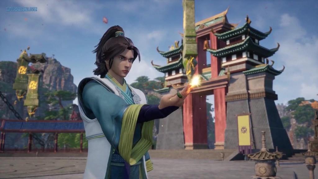 Wu Shang Shen Di - Supreme God Emperor episode 107 english sub (1)