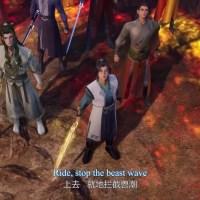 Wu Shang Shen Di - Supreme God Emperor episode 112 english sub