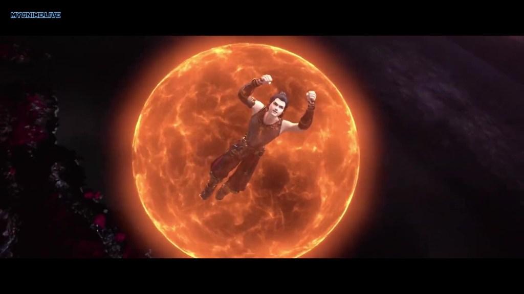 Xingchen Bian - Stellar Transformation episode 32 english sub (5)