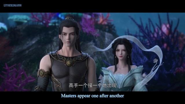Xingchen Bian - Stellar Transformation episode 34 english sub