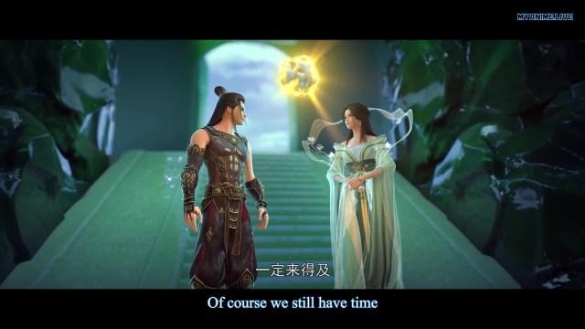 Xingchen Bian - Stellar Transformation episode 35 english sub
