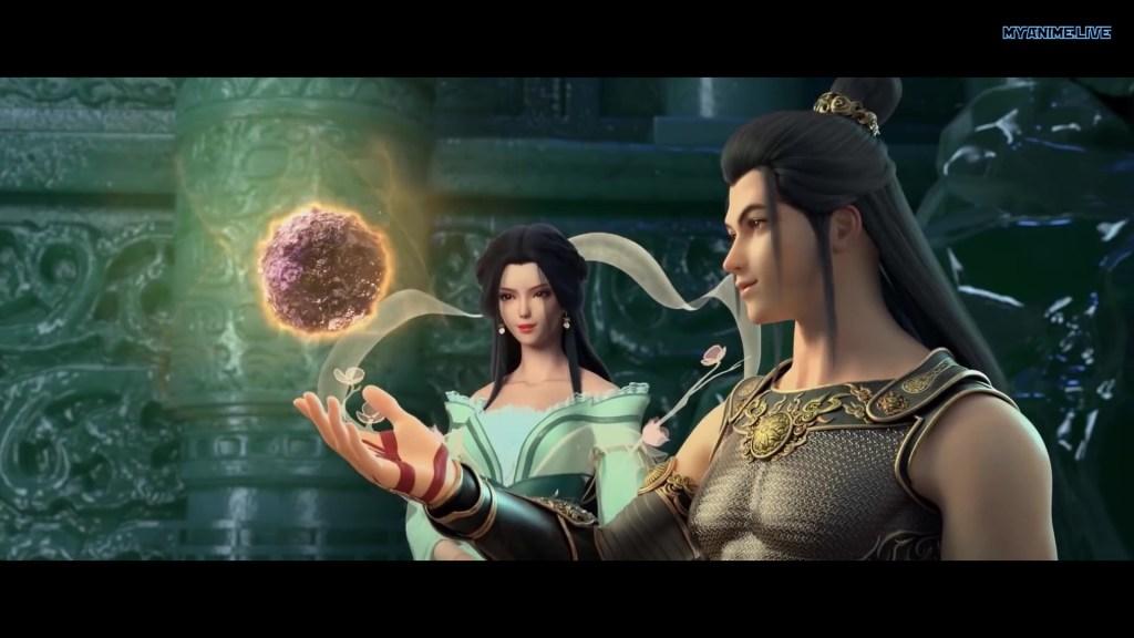 Xingchen Bian - Stellar Transformation episode 36 english sub