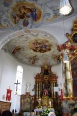 The Church in Reinhartshausen