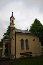 Chapel at the Cemetery