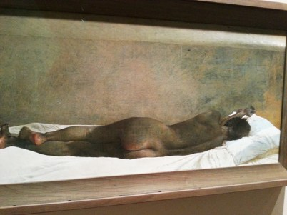 Barracoon, Andrew Wyeth, Brandywine River Museum