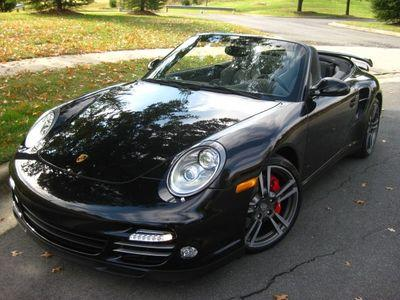The Dream - Porsche 911, any color, any year, I wanna convertible