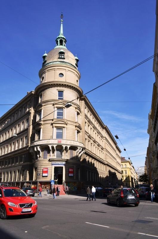 Vienna ၿမိဳ႕လည္က အေဆာက္အဦး တစ္ခု ။