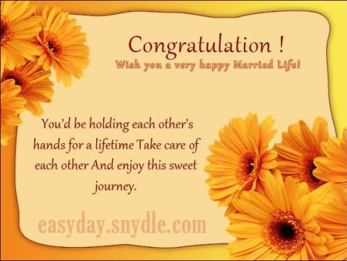 SK wedding-wishes