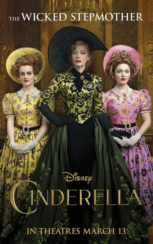Cinderella-Movie-Posters