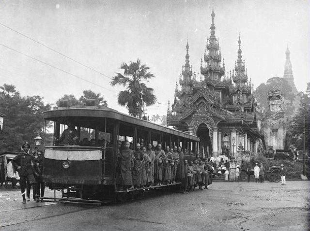 20. ျမန္မာႏိုင္ငံမွာလည္း Cable Car  Tram ဆိုတာ ႐ွိခဲ႕ဘူးပါတယ္လို႕ ။
