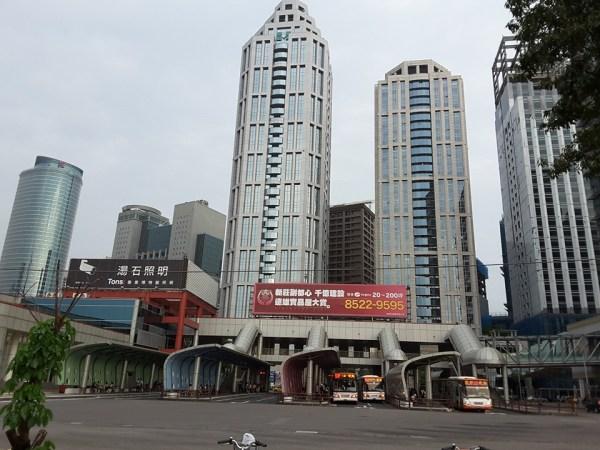 ပန္ေခ်ာင္းဘူတာ Ban Qiao Station