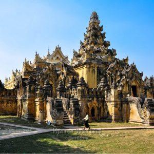 Menu Brick Monastery