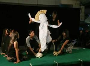 Modern Puppet Stage