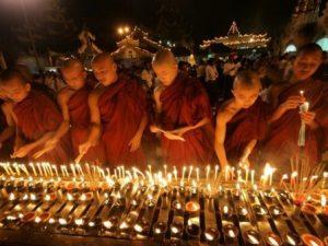 Thidingyut festival 2