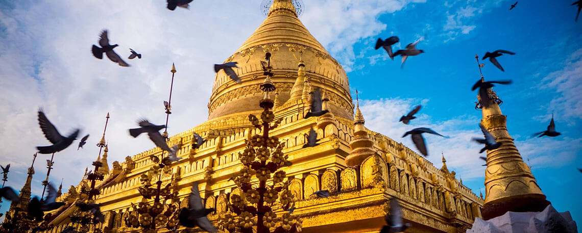 Customize Your Tour in Myanmar!