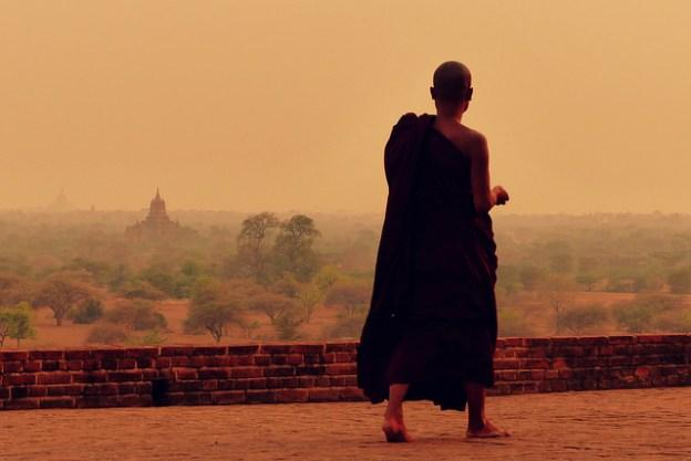 Bagan Monk