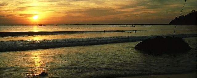 Ngapali Beach, Rakhine State, Myanmar